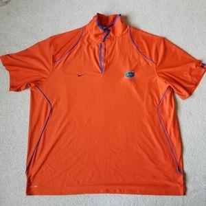 🌼Nike Gators Golf Polo Shirt